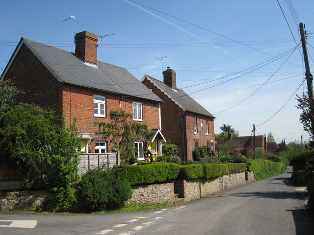 Houses on Butcher's Lane