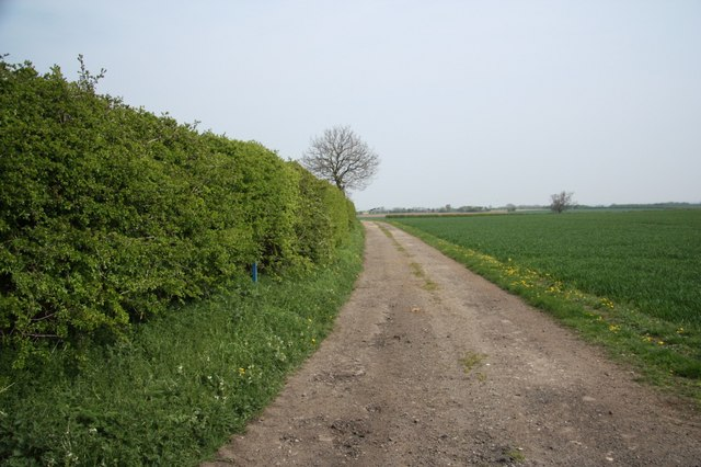 Parish boundary