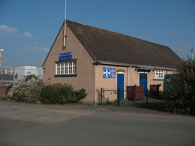 Scout hut, Brooks Lane, Middlewich