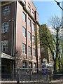 SP0481 : Cadbury Factory, Bournville by Roy Hughes