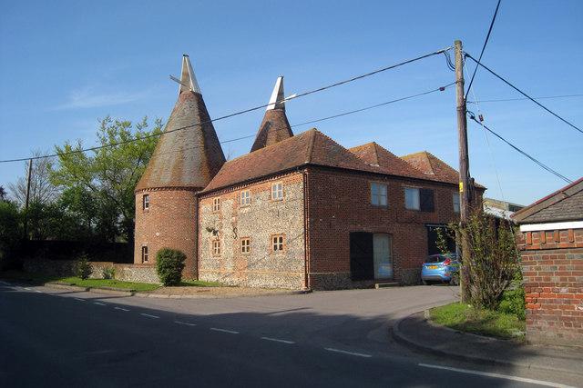 The Oast House Westwood Farm Highcross 169 Oast House