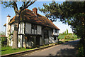 TQ6170 : Chapter Farmhouse, Red Street, Southfleet, Kent by Oast House Archive