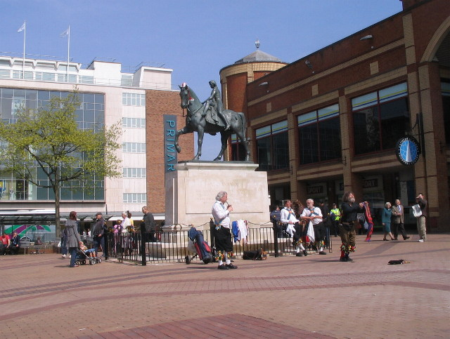 Lady Godiva, Broadgate