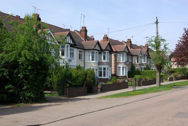 Houses on Green Lane