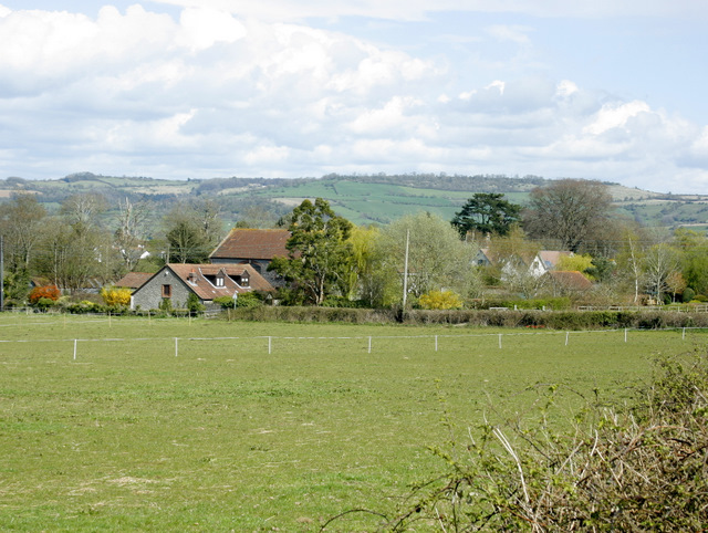 2009 : Eastover Farm from Courtenay Road