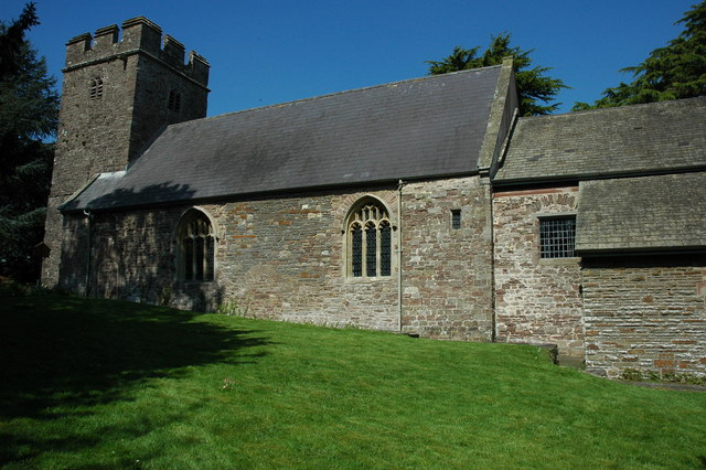 Llangybi Church