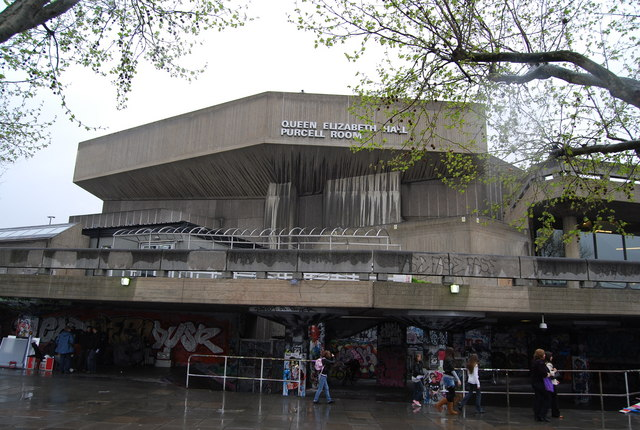 Queen Elizabeth Hall & Purcell Room