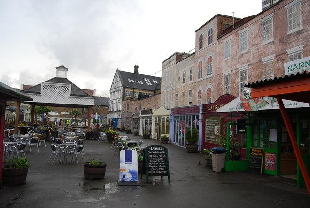 Shops, Gabriel's Wharf