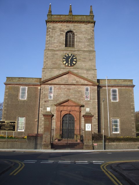 Church of St James the Greater