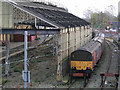SJ7154 : Royal Mail sidings at Crewe by Stephen Craven