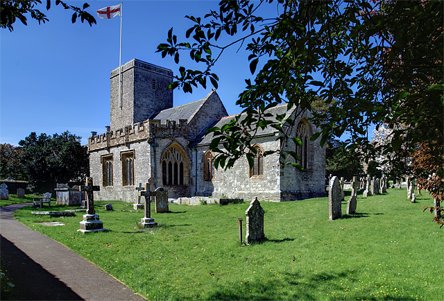 Stinsford Parish Church of St Michael