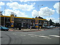 TQ4265 : Petrol Station, Croydon Road, Keston by Stacey Harris