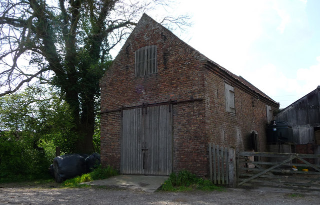 Old Barn, North End, Goxhill