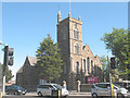 TQ1869 : St Peter's parish church, Norbiton by Stephen Craven