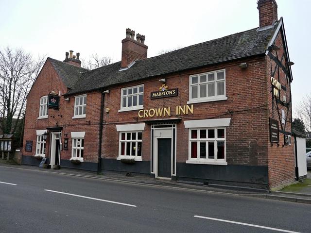 The Crown Inn, Yoxall