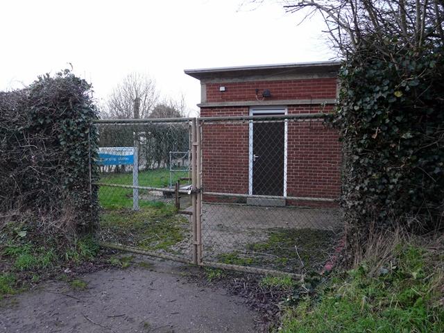 Pumping Station, Hamstall Ridware
