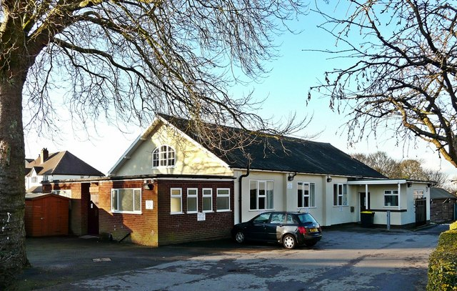 Village Hall, Little Aston