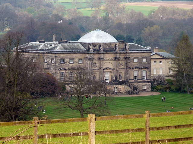 South front of Kedleston Hall, near Derby