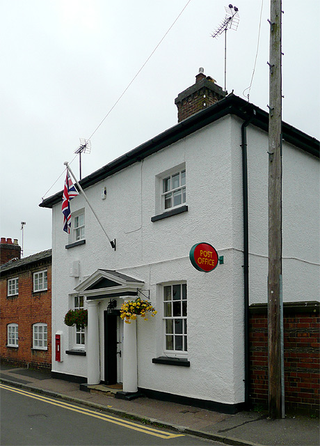 Great haywood post office staffordshire roger kidd geograph britain and ireland - Great britain post office ...