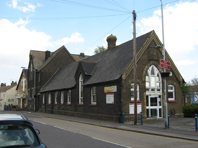 Queenborough Library
