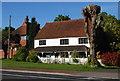 TQ5742 : Stewart Cottage, London Rd by N Chadwick