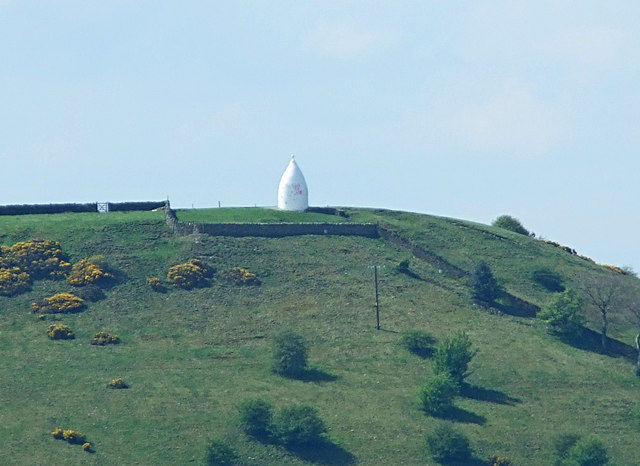 White Nancy, Bollington (from Blaze Hill)