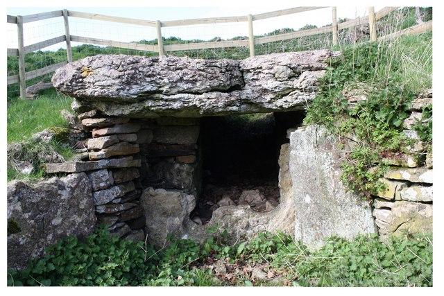 Bryn yr Hen Bobl Burial Chamber.