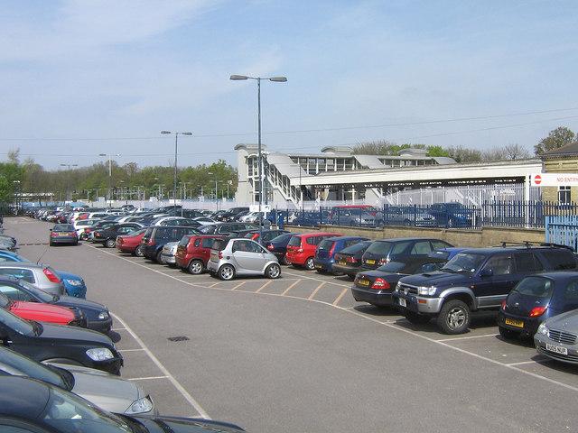 Bromley Car Park Intu