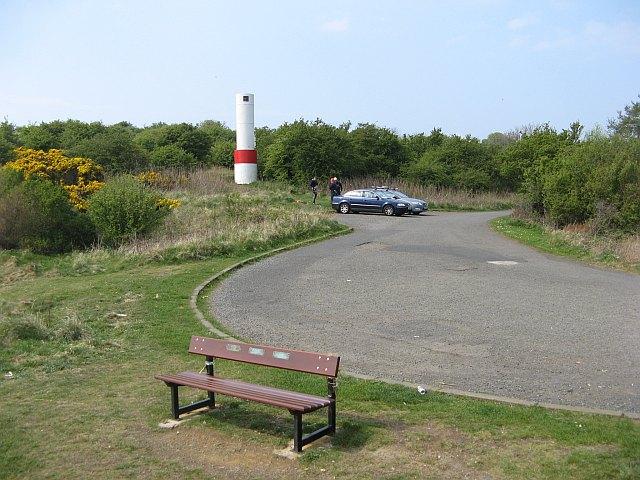 Hawkcraig Point