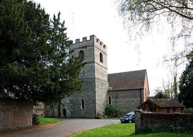 St John the Baptist, Wonersh, Surrey