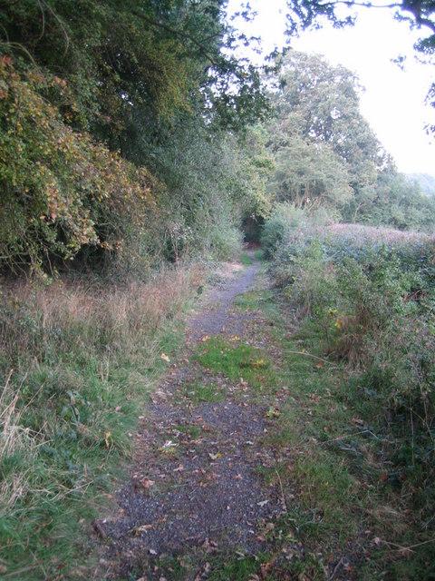 Three Points Lane, Finemere Hill