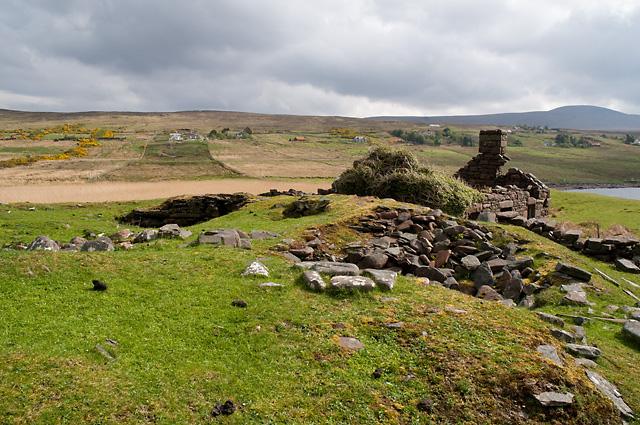 Broch at Loch Poll na Dunain