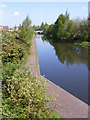 SO9792 : Walsall Canal by Gordon Griffiths