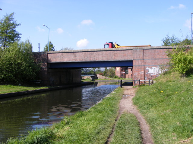 Black Country New Road Bridge