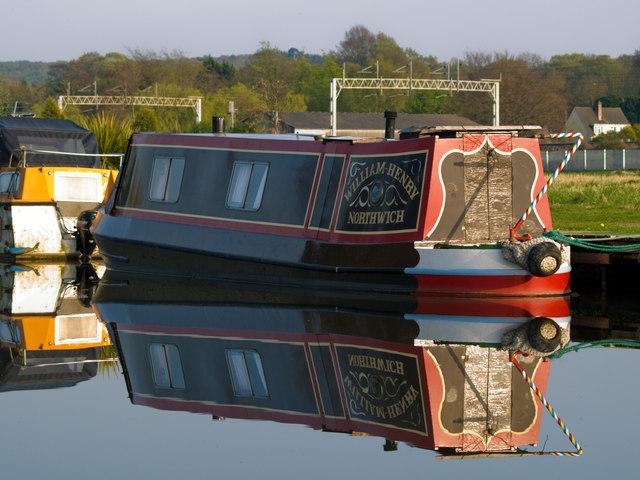 Alvechurch Boat Centre for c boat holidays, narrowboat
