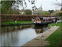 SU2966 : Little Bedwyn - Lock 67 by Chris Talbot