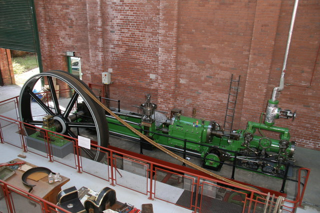 Steam engine, Bolton Steam Museum
