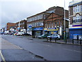 TQ5188 : Victoria Road Romford by PAUL FARMER