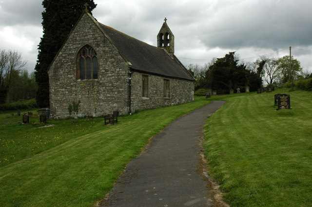 St David's Church, Trostrey