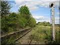 SP7126 : Claydon Station (former) by Nigel Cox