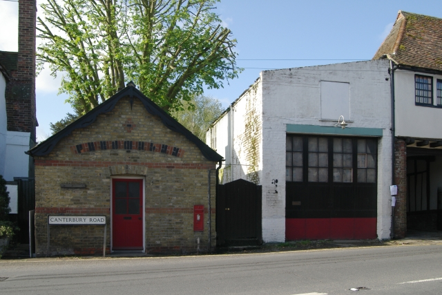 Wingham old fire station