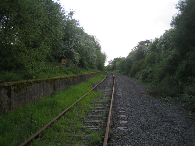 Disused railway near Sandhill 3