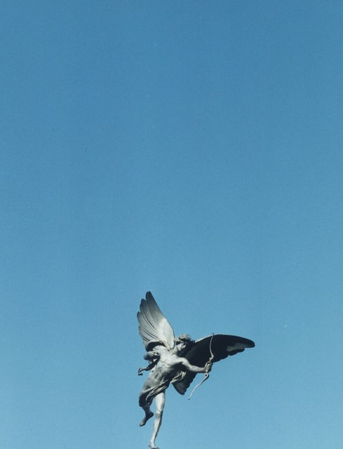 Flying Eros