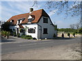 TL1057 : Cornfields restaurant, Rootham Green by Michael Trolove