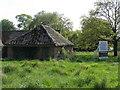 TL1058 : Sold, farm buildings, Colmworth by Michael Trolove
