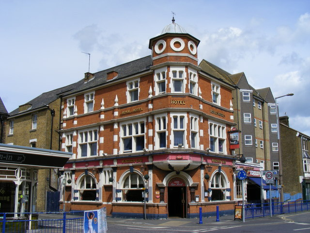 The Royal Hotel Sheerness