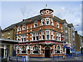 TQ9274 : The Royal Hotel Sheerness by PAUL FARMER