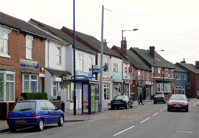 Dudley Road, Wolverhampton © Roger Kidd :: Geograph ...