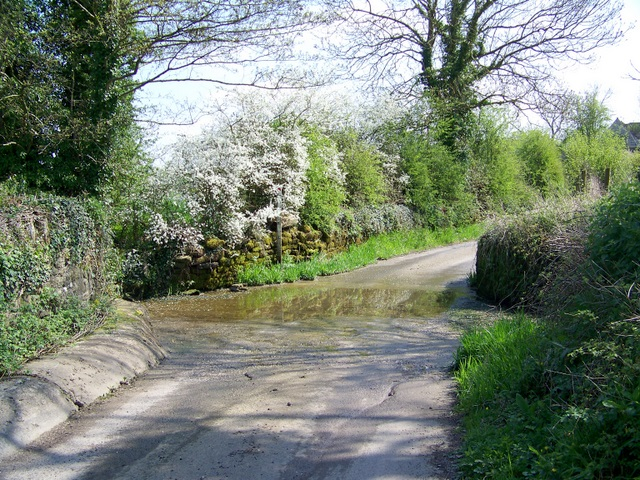 Ford near Brook Farm