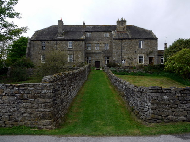 Stanhope Old Hall